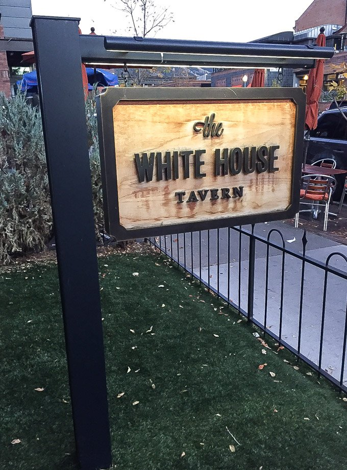 Where to Eat and Hike in Aspen, Colorado | White House Tavern