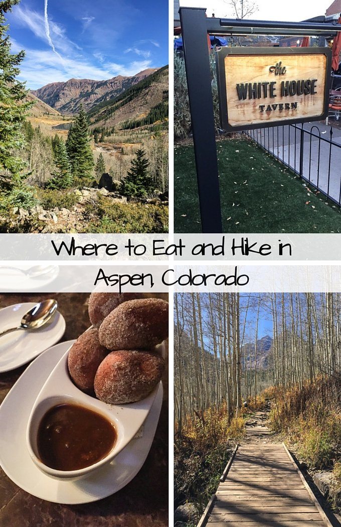 Where to Eat and Hike into Aspen, Colorado