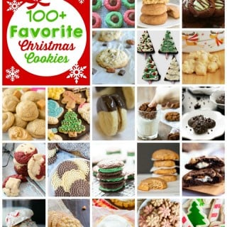 100 Favorite Christmas Cookies