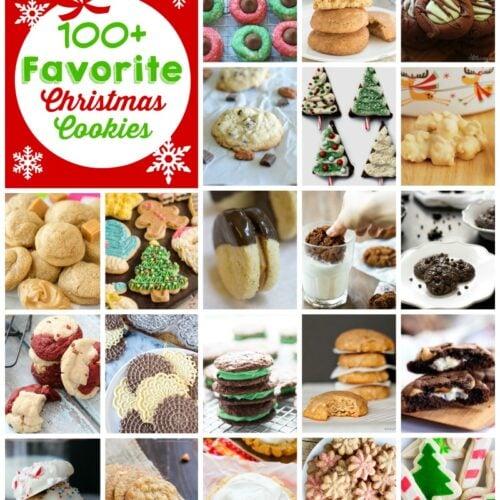 100 Favorite Christmas Cookies