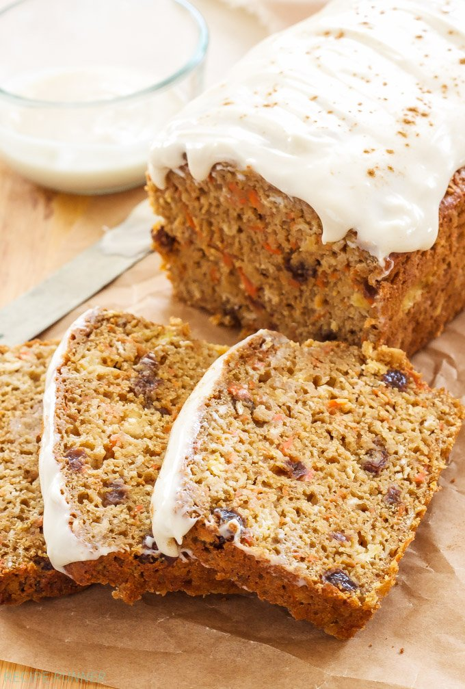 Carrot Cake Recipe With Butter No Oil