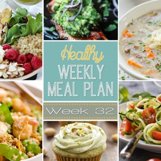 Healthy Meal Plan #32