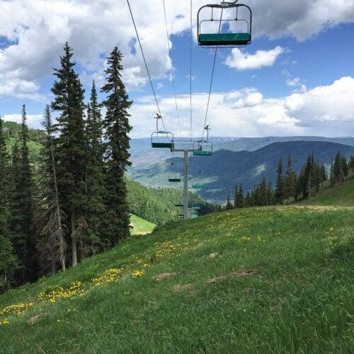 Aspen, Colorado: Ajax Mountain