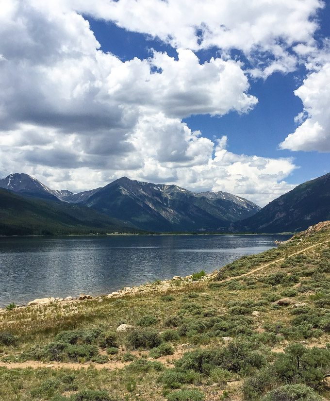 Twin Lakes, Colorado