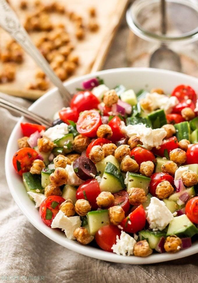 Cucumber Quinoa Salad With Ground Turkey, Olives, Feta advise
