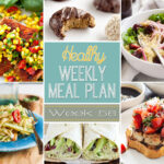 Healthy Weekly Meal Plan #56
