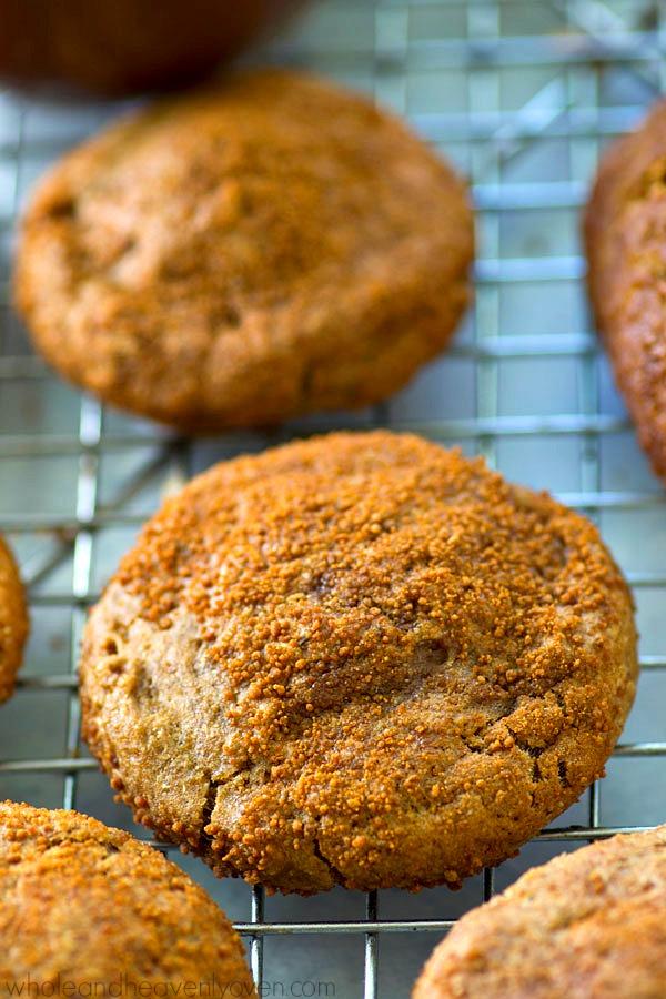 apple butter snickerdoodle cookies