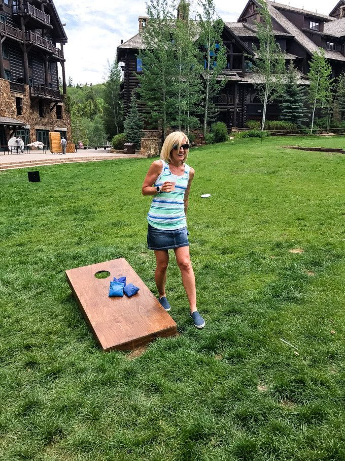 Beaver Creek, Colorado. Where to sleep, eat and run!
