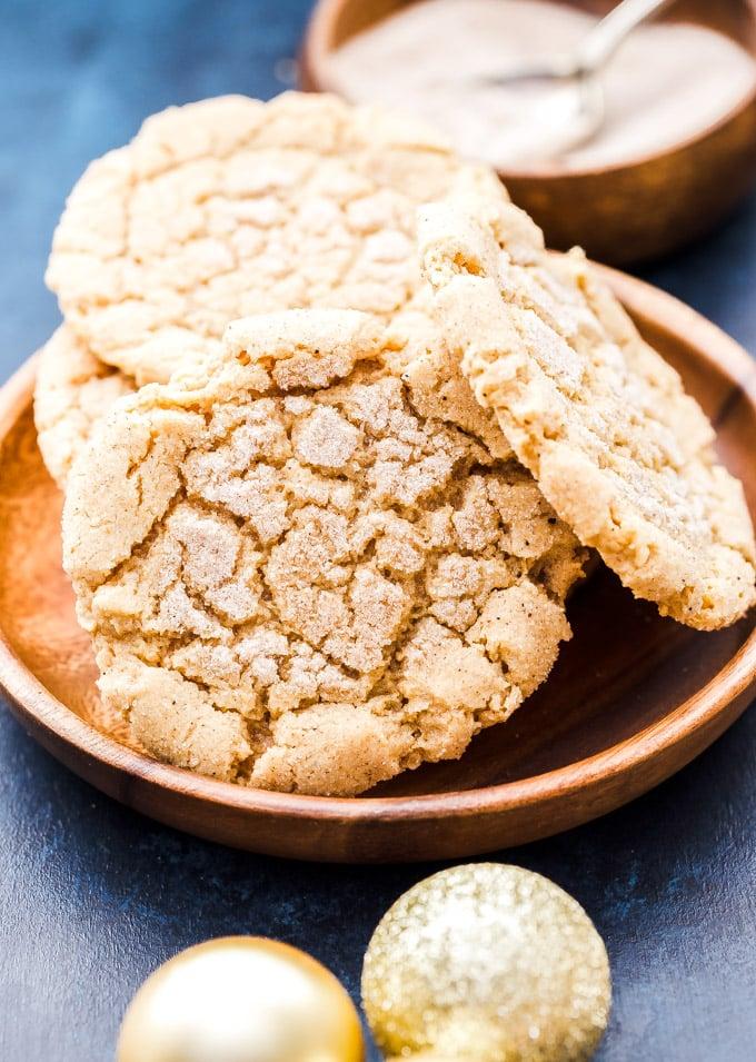 Chewy Chai-Spice Sugar Cookies - Recipe Runner