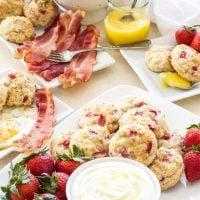 Easy Gluten-Free Drop Biscuits Two Ways