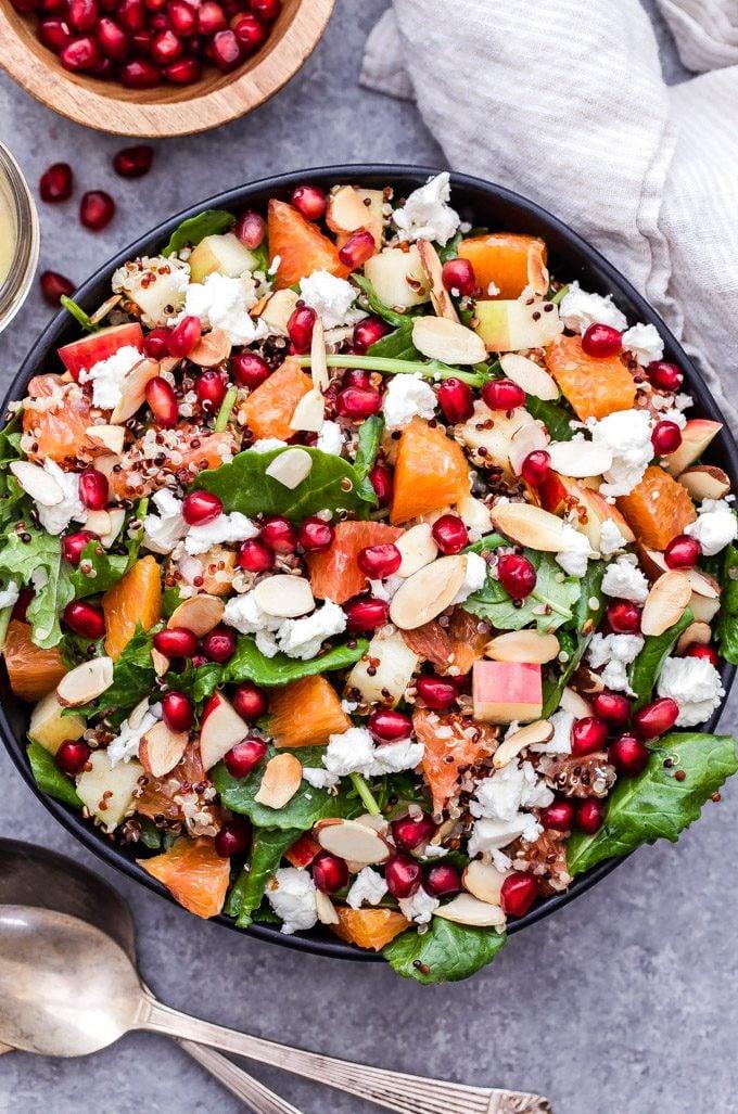 Winter Quinoa Kale Salad - Recipe Runner