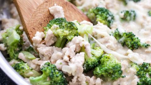 Turkey Broccoli And Swiss Skillet Dinner Recipe Runner
