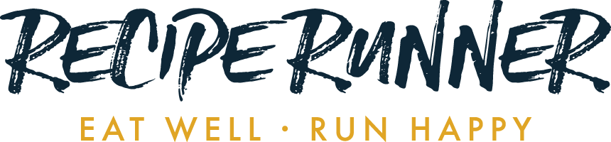 Recipe Runner, Eat Well, Run Happy